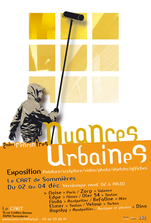 2nd Rencontres Nuances Urbaines