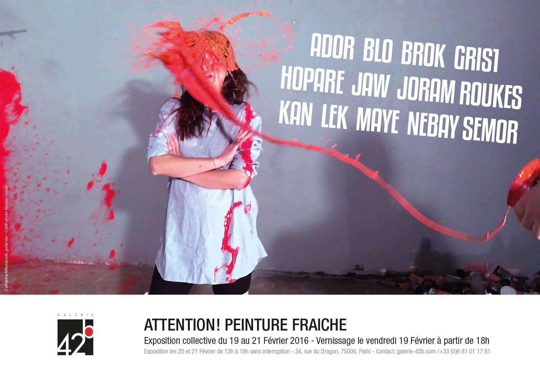 New attention peinture fraiche - Attention peinture fraiche ...