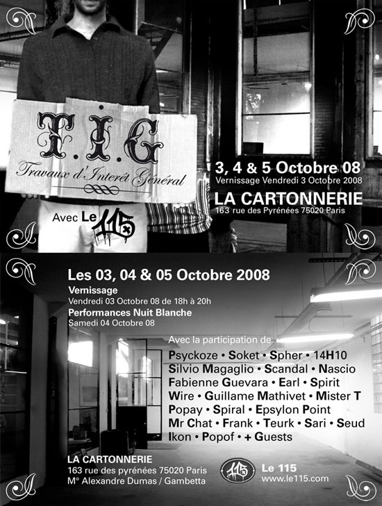 Exposition TIG
