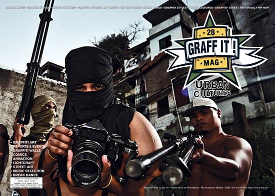 GRAFF IT !  MAG N°28