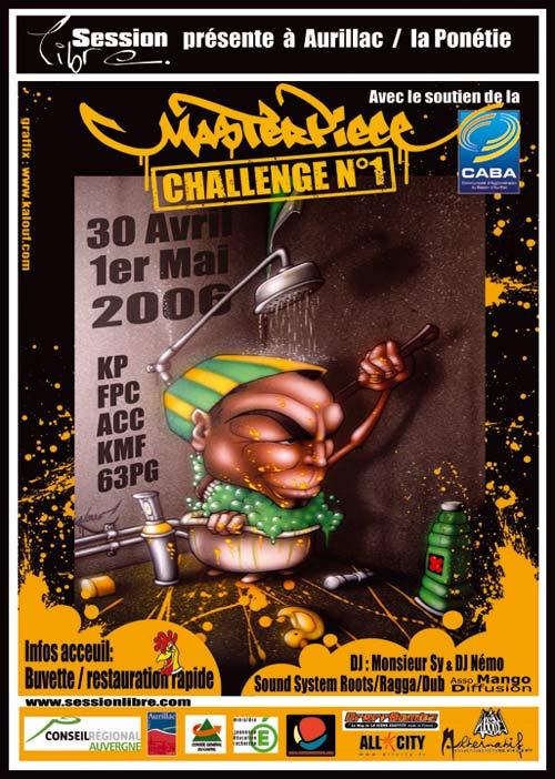 Masterpiece Challenge n°1