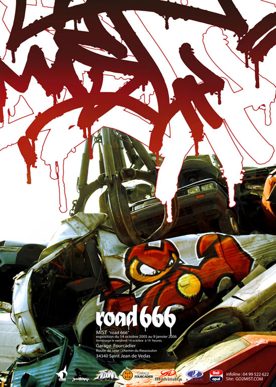 """Mist """"route 666"""""""