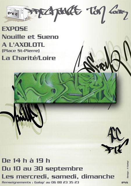 Expo Nouille et Sueno