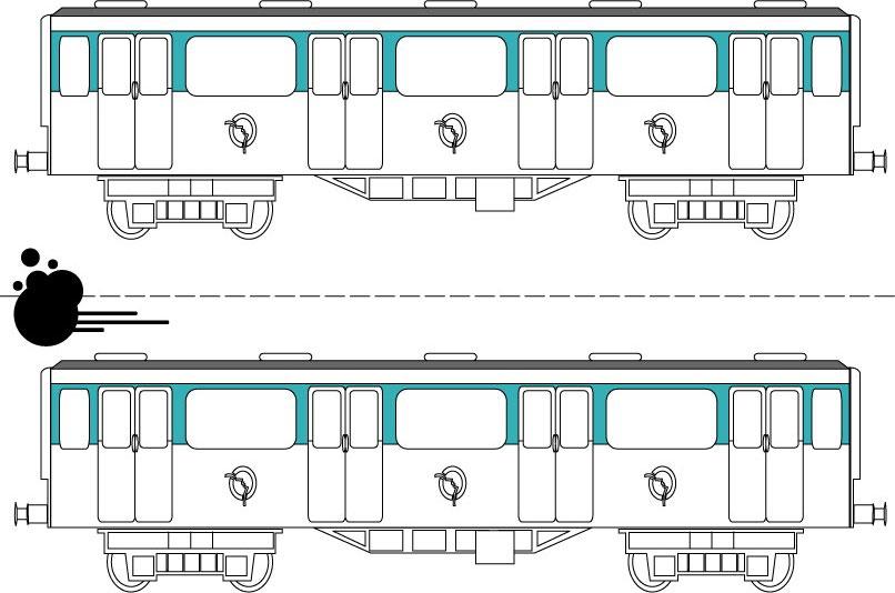 Membre tt pour sketch - Comment dessiner un train ...